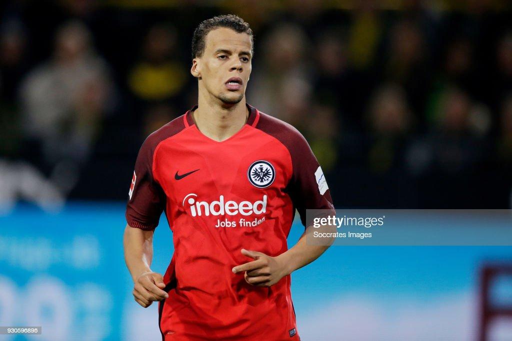 Borussia Dortmund v Eintracht Frankfurt - German Bundesliga : News Photo