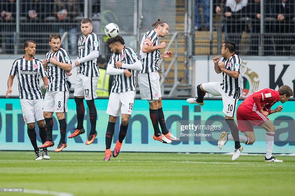 Eintracht Frankfurt v Bayern Muenchen - Bundesliga : News Photo