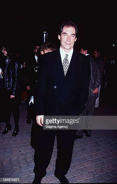 Timothy Dalton during Premiere of 'The Beautician and the Beast' at Hollywood in Hollywood CA United States
