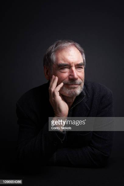 Timothy Dalton of DC Universe's Doom Patrol poses for a portrait during the 2019 Winter TCA at The Langham Huntington Pasadena on February 9 2019 in...