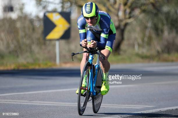 Timothy Dupont of Wanty Groupe Gobert during the 3rd stage of the cycling Tour of Algarve between Lagoa and Lagoa on February 16 2018