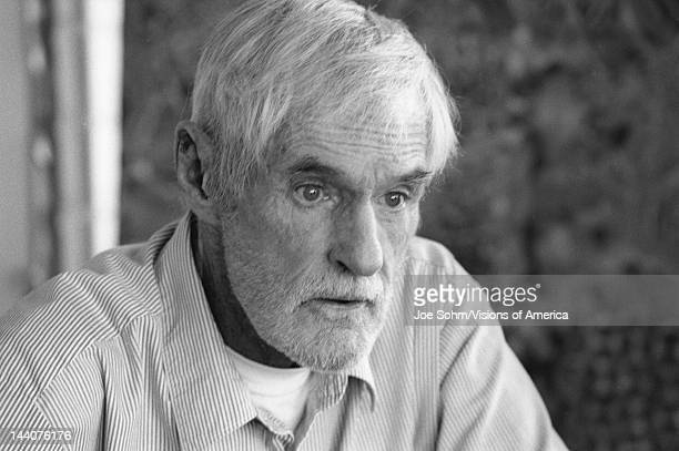 Timothy F Leary an American writer psychologist campaigner for psychedelic drug research and use and 60s counterculture icon