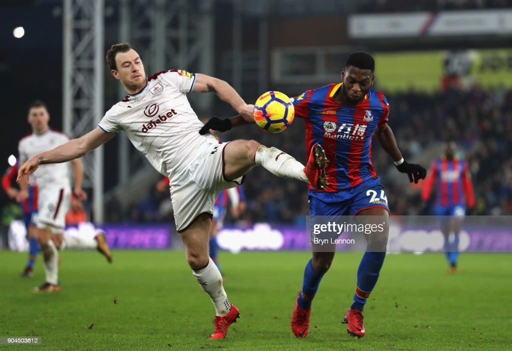 Crystal Palace v Burnley - Premier League