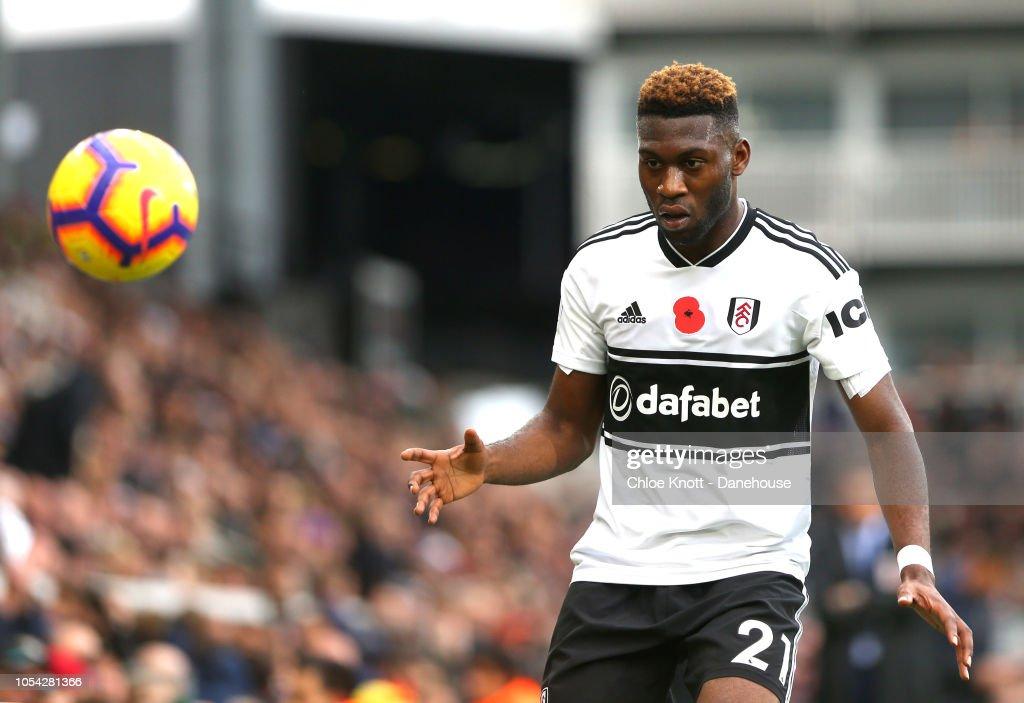 Fulham FC v AFC Bournemouth - Premier League : News Photo