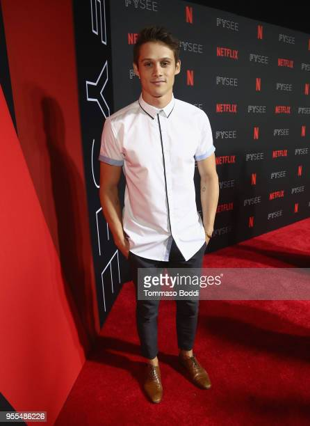 Timothy Granaderos attends the Netflix FYSEE Kick-Off Event at Netflix FYSEE At Raleigh Studios on May 6, 2018 in Los Angeles, California.