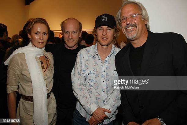 Timothy GreenfieldSanders Owen Wilson and Mr Berman attend Ten presents Timothy GreenfieldSanders XXX 30 PornStar Portraits West Coast Exhibit at...