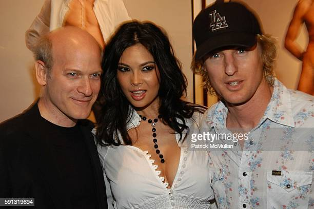 Timothy GreenfieldSanders Tera Patrick and Owen Wilson attend Ten presents Timothy GreenfieldSanders XXX 30 PornStar Portraits West Coast Exhibit at...
