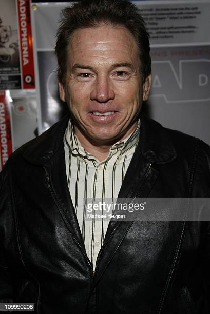 Timothy Halpin during Quadrophenia Musical Theatre Performance at The Avalon in Hollywood California United States