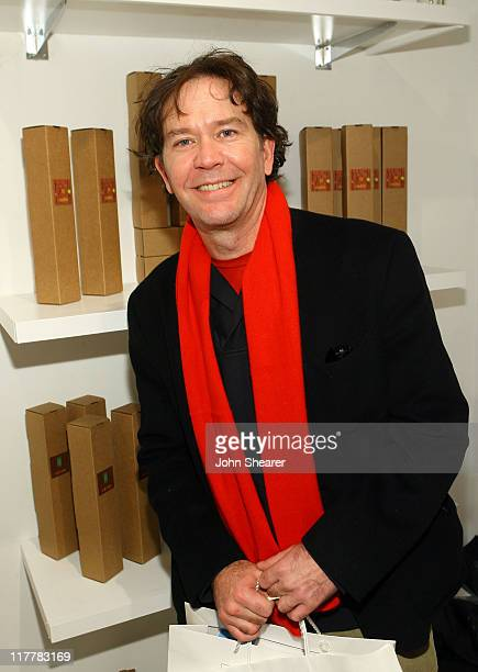 Timothy Hutton at Alora Ambiance during 2007 Park City Village at the Lift Day 4 at Village at the Lift in Park City Utah United States
