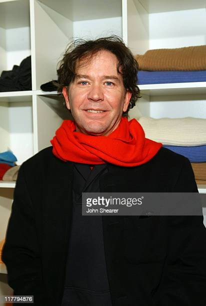 Timothy Hutton at Portolano during 2007 Park City Village at the Lift Day 4 at Village at the Lift in Park City Utah United States