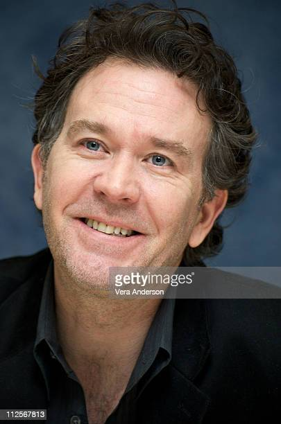 """Timothy Hutton at the """"Leverage"""" press conference at the Beverly Hilton Hotel on March 10, 2009 in Beverly Hills, California."""