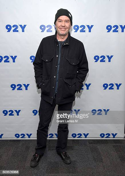 Timothy Hutton attends 92nd Street Y Presents An Evening With American Crime Season Two at the 92nd Street Y on January 5 2016 in New York City