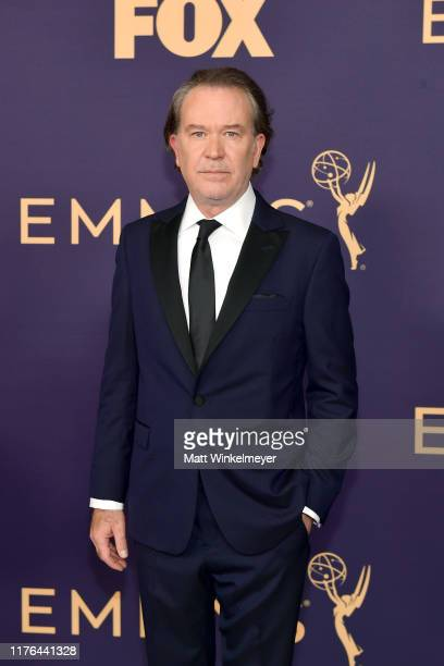 Timothy Hutton attends the 71st Emmy Awards at Microsoft Theater on September 22 2019 in Los Angeles California