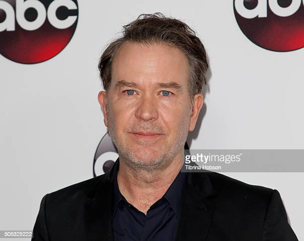 Timothy Hutton attends the Disney/ABC 2016 Winter TCA Tour at Langham Hotel on January 9 2016 in Pasadena California