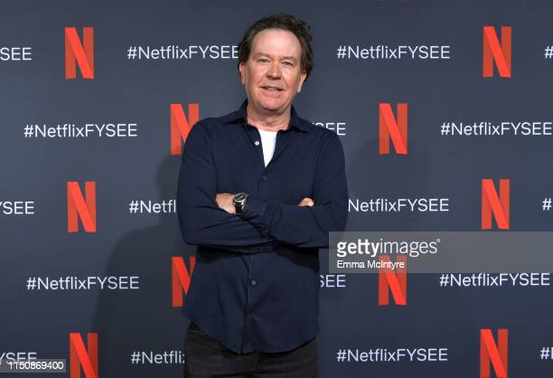 Timothy Hutton attends the Netflix FYSEE Event for Haunting of Hill House at Raleigh Studios on May 21 2019 in Los Angeles California