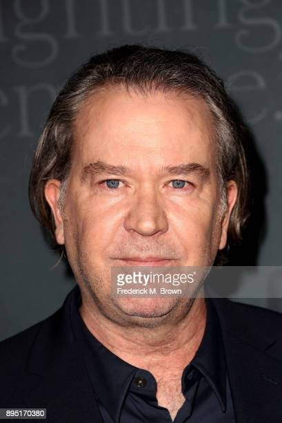 Timothy Hutton attends the premiere of Sony Pictures Entertainment's All The Money In The World at Samuel Goldwyn Theater on December 18 2017 in...