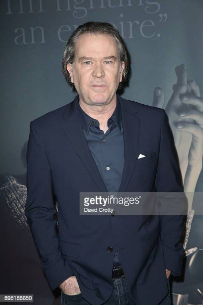 Timothy Hutton attends the Premiere Of Sony Pictures Entertainment's All The Money In The World Arrivals at Samuel Goldwyn Theater on December 18...