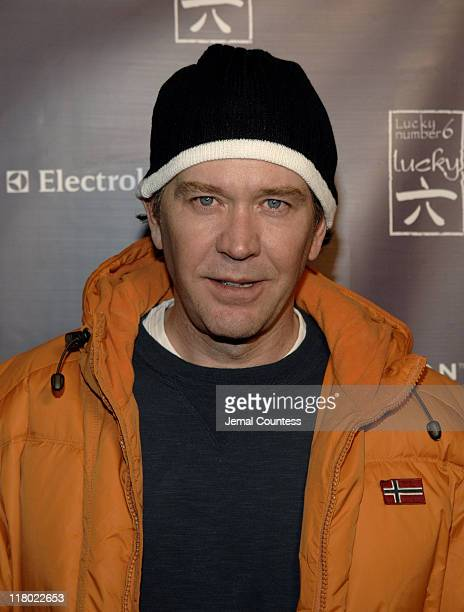 Timothy Hutton during 2007 Sundance Film Festival The Last Mimzy Afterparty and New Line Cinema 40th Anniversary Party at Claim Jumper in Park City...