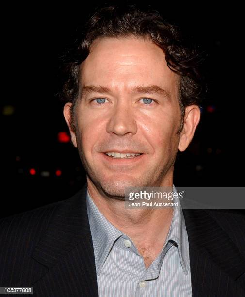 Timothy Hutton during Kinsey Los Angeles Premiere Arrivals at Mann Village in Westwood California United States