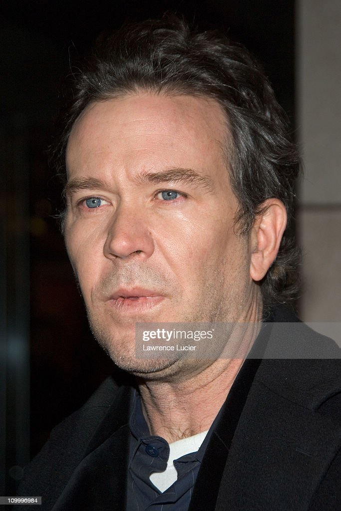 Timothy Hutton during Neil Young Heart of Gold New York Screening - Arrivals at Walter Reade Theater in New York, NY, United States.