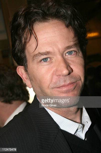 Timothy Hutton during Opening Night of Night Mother on Broadway at The Royale Theater then Tavern on The Green in New York NY United States