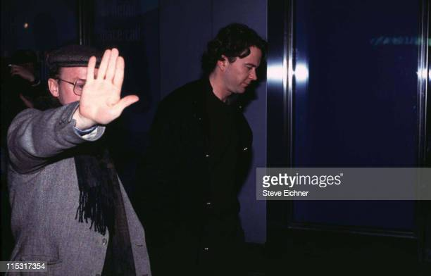 Timothy Hutton during Timothy Hutton at Club USA 1993 at Club USA in New York City New York United States