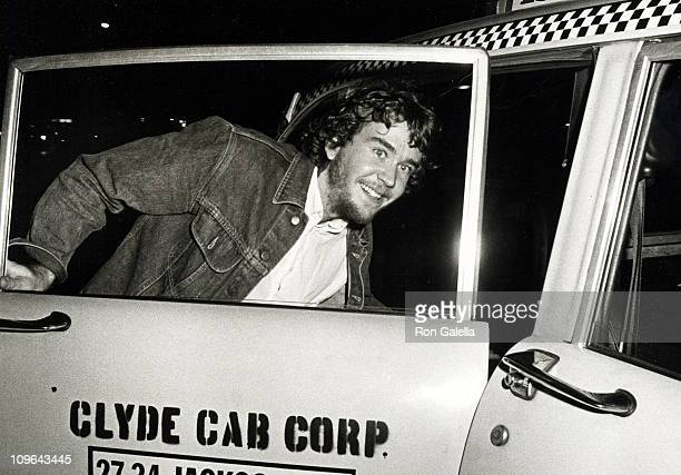 Timothy Hutton during Timothy Hutton Sighting at Elaine's Restaurant July 19 1982 at Elaine's Restaraunt in New York City New York United States