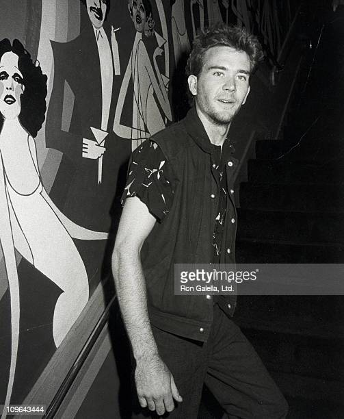 Timothy Hutton during Timothy Hutton Sighting at Roxy Club July 27 1983 at Roxy Club in Hollywood California United States