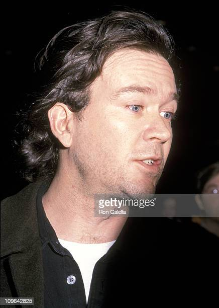 Timothy Hutton during True West Opening Night in New York City at The Circle in the Square Theater in New York City New York United States