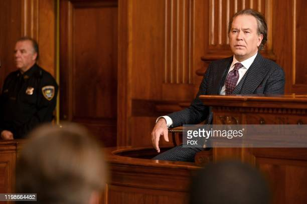 Timothy Hutton in the Expectant AF season finale episode of ALMOST FAMILY airing Wednesday Jan 29 on FOX