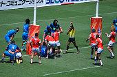 tokyo japan timothy lafaele sunwolves scores