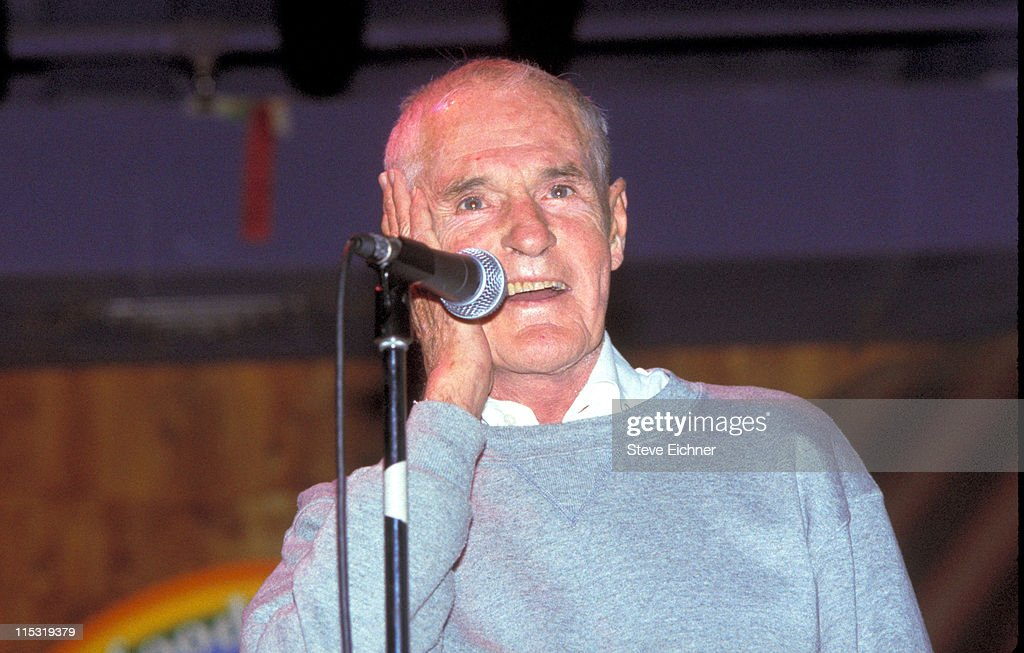 Timothy Leary at Wetlands - 1990