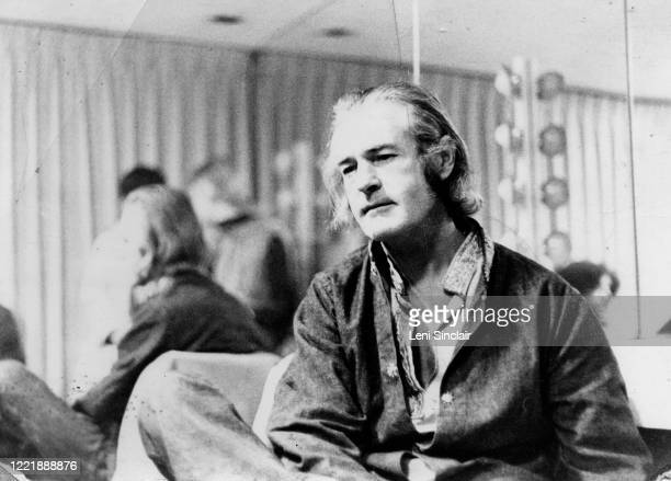 Timothy Leary was an American psychologist and writer known for his strong advocacy of psychedelic drugs Ann Arbor MI 1967