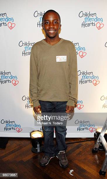 Timothy Mitchum attends the Children Mending Hearts Please Mr President workshop at the Prince George Ballroom on November 15 2009 in New York City