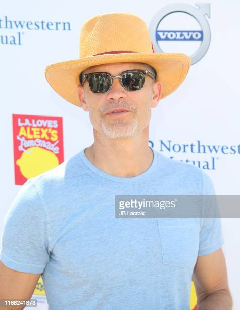Timothy Olyphant attends L.A. Loves Alex's Lemonade 2019 at UCLA Royce Quad on September 14, 2019 in Los Angeles, California.