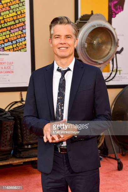"Timothy Olyphant attends Sony Pictures' ""Once Upon A Time...In Hollywood"" Los Angeles Premier on July 22, 2019 in Hollywood, California."