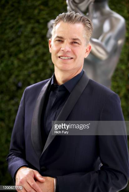 Timothy Olyphant attends the 26th Annual Screen Actors Guild Awards at The Shrine Auditorium on January 19, 2020 in Los Angeles, California.