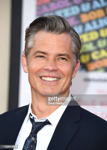 "Timothy Olyphant attends the Sony Pictures' ""Once Upon A Time...In Hollywood"" Los Angeles Premiere on July 22, 2019 in Hollywood, California."