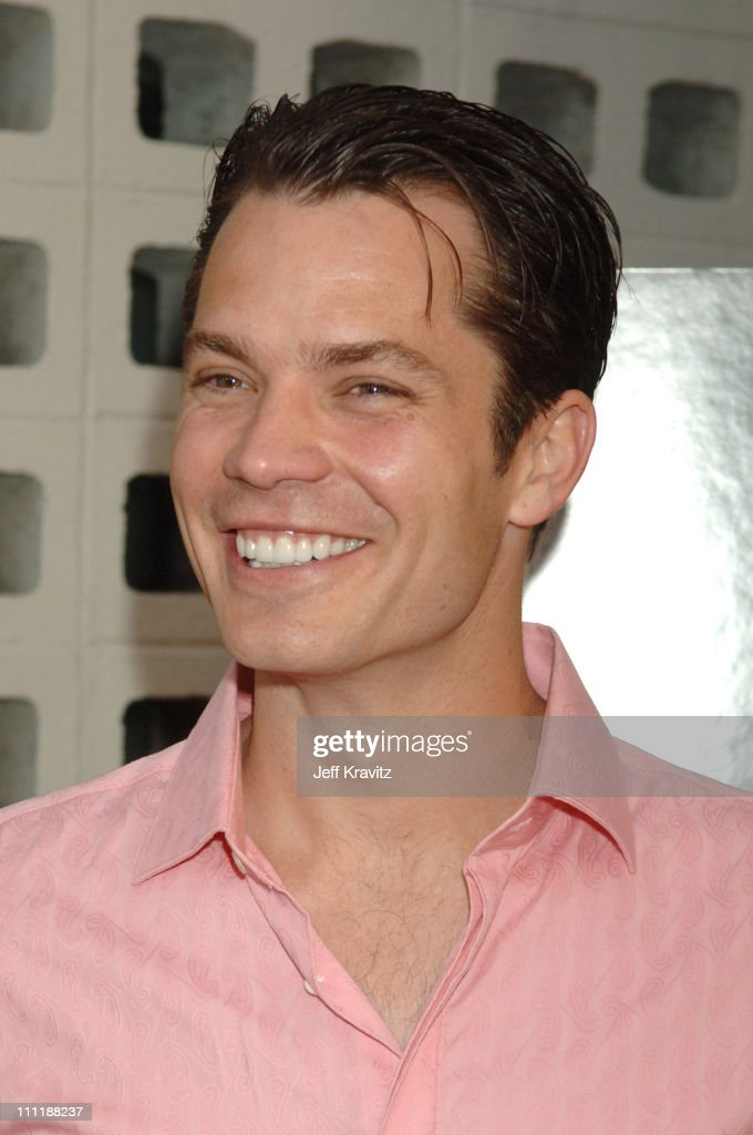 Timothy Olyphant during 'Deadwood' Season Premiere - Red Carpet at Cinerama Dome in Hollywood, California, United States.