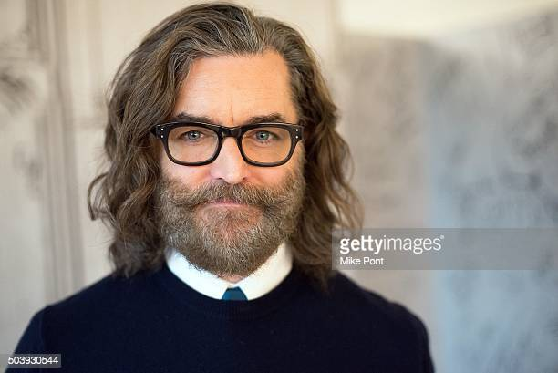 Timothy Omundson attends the AOL BUILD Series to discuss the TV series 'Galavant' at AOL Studios In New York on January 7 2016 in New York City
