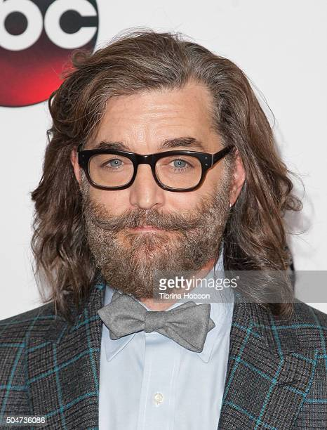 Timothy Omundson attends the Disney/ABC 2016 Winter TCA Tour at Langham Hotel on January 9 2016 in Pasadena California
