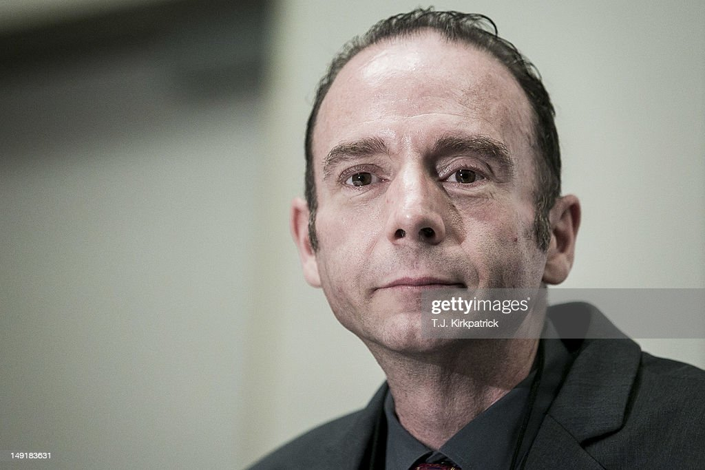 "The ""Berlin Patient"" Timothy Ray Brown Holds News Conference On AIDS Cure Treatment : News Photo"