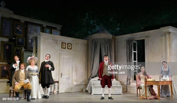Timothy Robinson as Don Basilio Duncan Rock as Count Almaviva Janis Kelly as Marcellina Stephen Richardson as Doctor Bartolo Joshua Bloom as Figaro...
