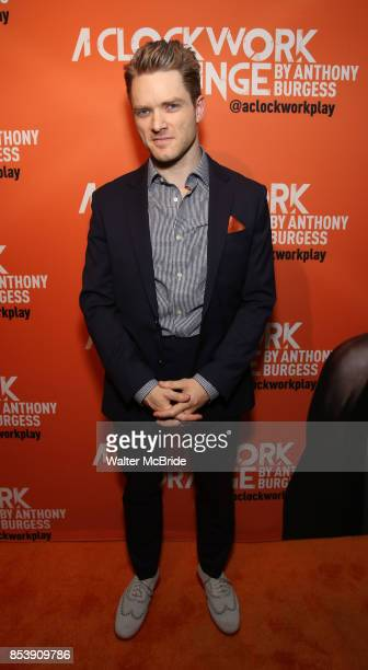 Timothy Sekk attends the Opening Night After Party for 'A Clockwork Orange' at the New World Stages on September 25 2017 in New York City
