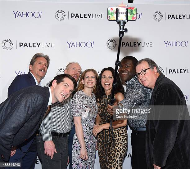 Timothy Simons Gary Cole Matt Walsh Anna Chlumsky Julia LouisDreyfus Sam Richardson and Kevin Dunn attend as The Paley Center for Media hosts an...