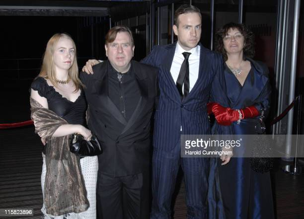 Timothy Spall and guests during National Youth Theatre 50th Anniversary Gala Red Carpet at Battersea Evolution in London Great Britain