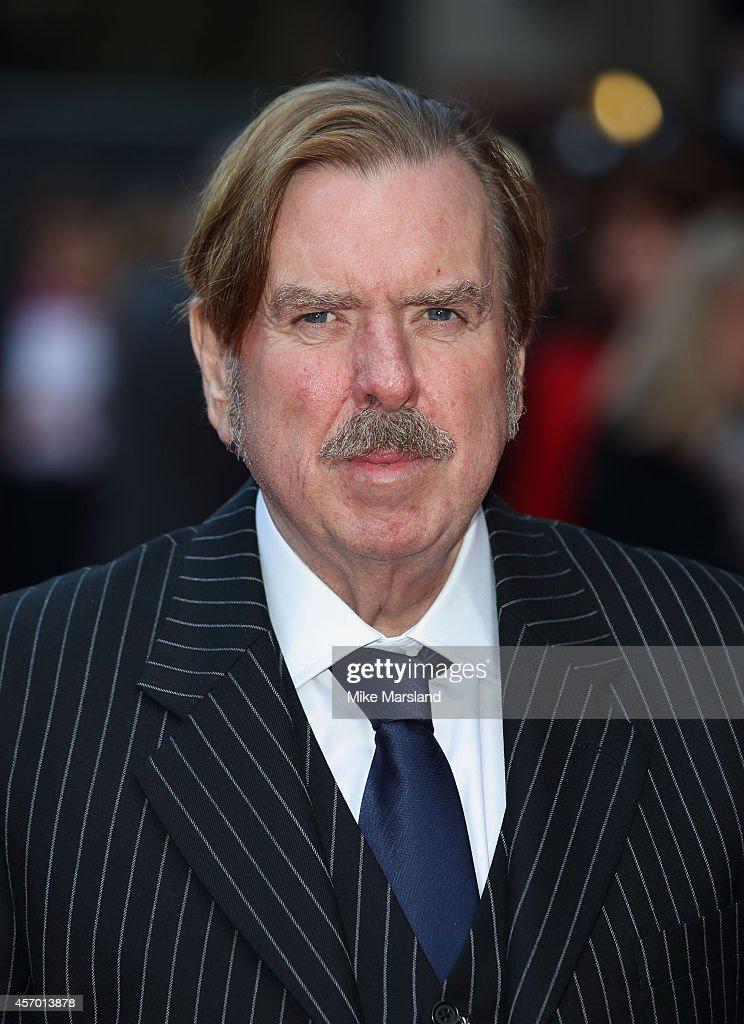 """Mr Turner"" - Official Screening:  58th BFI London Film Festival"