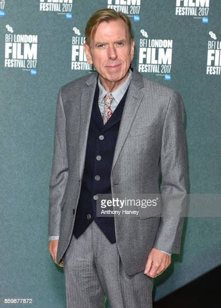 Timothy Spall attends the UK Premiere of The Party during the 61st BFI London Film Festival on October 10 2017 in London England