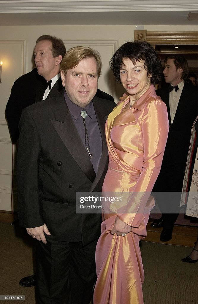 Timothy Spall, Evening Standard Film Awards, At The Savoy Hotel, London