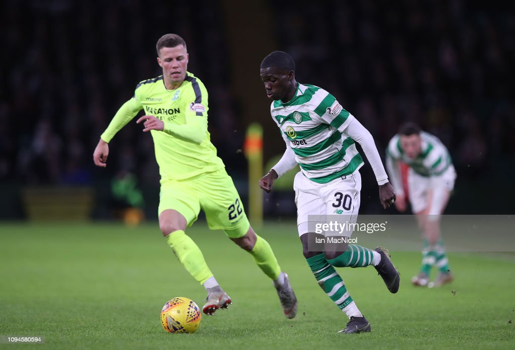 Celtic v Hibernian - Scottish Ladbrokes Premiership : News Photo